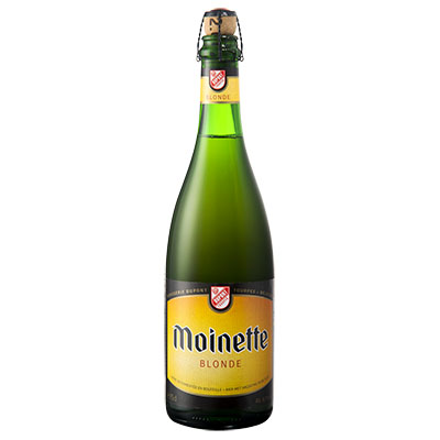 5410702000119 Moinette Blonde - 75cl Bottle conditioned beer